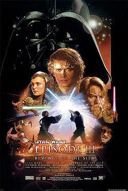 Star Wars - Sithin kosto (DVD)