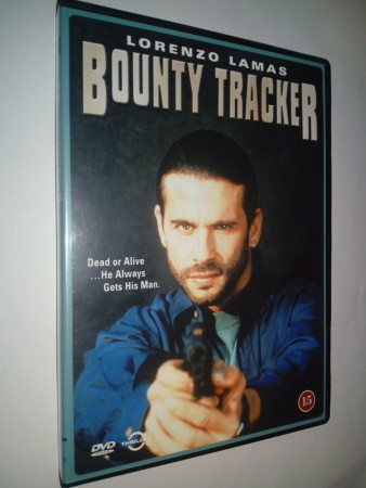 Bounty Tracker (DVD)
