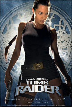 Lara Croft - Tomb Raider (DVD)
