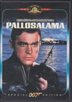 007 Pallosalama  (DVD)