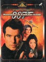 007 Huominen ei koskaan kuole (DVD)