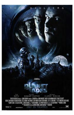 Apinoiden planeetta (DVD)