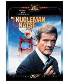 007 ja kuoleman katse (DVD)