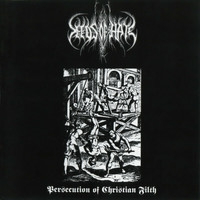 Seeds Of Hate ‎– Persecution Of Christian Filth (CD, uusi)