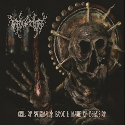 Tableau Mort ‎– Veil of Stigma. Book I: Mark of Delusion (CD, new)