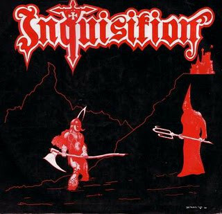Inquisition – Anxious Death / Forever Under (CD, new)