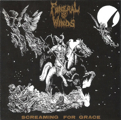 Funeral Winds / Abigail – Screaming For Grace (CD, new)