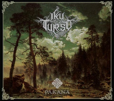 Iku-Turso – Pakana (CD, new)