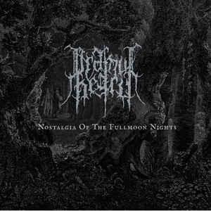 Ordinul Negru – Nostalgia Of The Fullmoon Nights (CD, new)