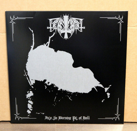 Beastcraft – Into The Burning Pit Of Hell (LP, uusi)