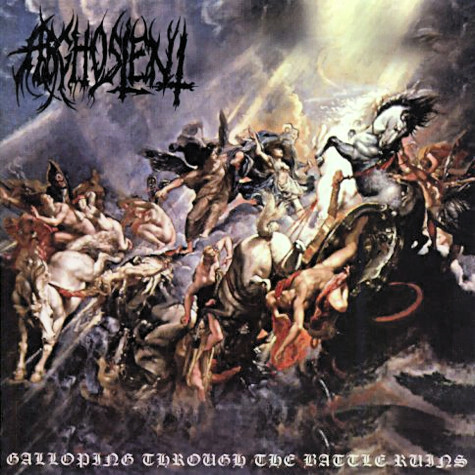 Arghoslent – Galloping Through The Battle Ruins (LP, new)
