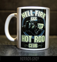 Hell Fire Hot Rod (mug)