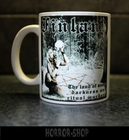 Land of snow -mug