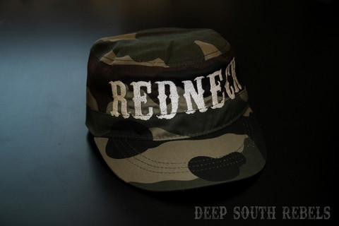 Redneck army cap