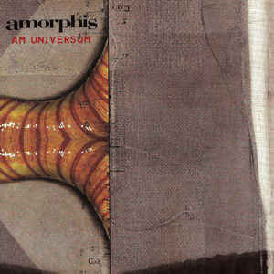 Amorphis - Am Universum (CD, used)