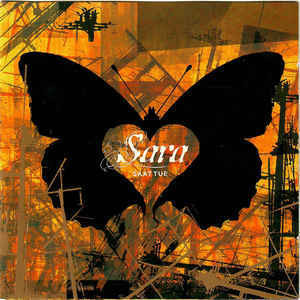 Sara - Saattue (CD, used)
