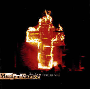 Marilyn Manson – The Last Tour On Earth (CD, used)