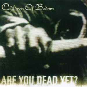 Children Of Bodom ‎– Are You Dead Yet? (CD, used)