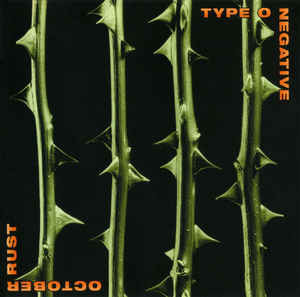 Type O Negative – October Rust (CD, used)