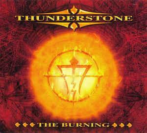 Thunderstone – The Burning (CD, used)