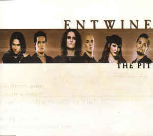 Entwine – The Pit (CD, single,  used)