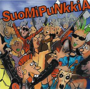 Various – Suomipunkkia (CD, used)