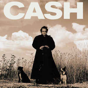 Johnny Cash ‎– American Recordings (CD, used)