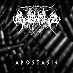 Into Dagorlad ‎– Apostasie (CD, used)