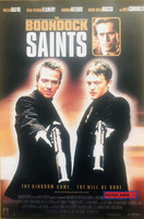 Boondock Saints – Etelä-Bostonin enkelit (DVD, used)