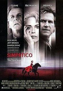 Simpatico  (DVD, käytetty)