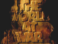 The World at War (DVD, used)