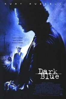 Dark Blue (DVD,  used)