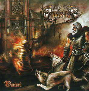 Andras – Warlord (CD,  used)