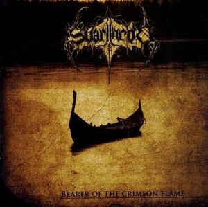 Svartthron – Bearer Of The Crimson Flame (CD, käytetty)