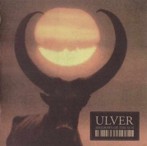 Ulver ‎– Shadows Of The Sun (CD, used)