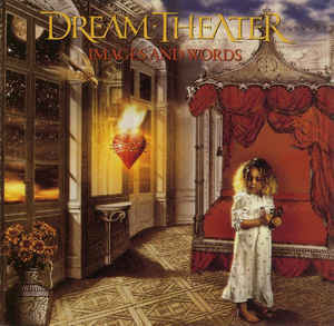 Dream Theater ‎– Images And Words (CD, used)