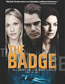 The Badge (DVD, used)