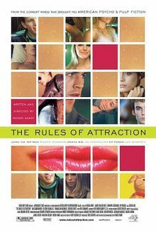 The Rules of Attraction (DVD, used)
