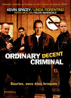 Ordinary Decent Criminal (DVD, käytetty)