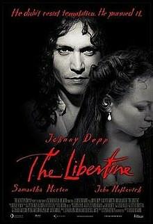 The Libertine (DVD, used)