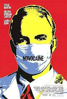 Novocaine (DVD, used)