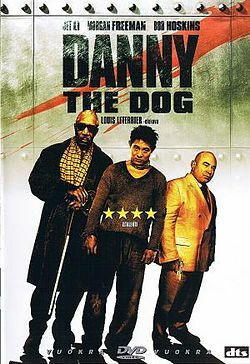 Danny the Dog (DVD, käytetty)