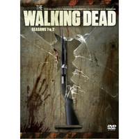 THE WALKING DEAD - KAUSI 1 & 2 BOX (DVD, used)