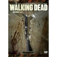 THE WALKING DEAD - KAUSI 1 & 2 BOX (DVD, käytetty)