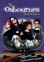 The Osbournes (season 1) (DVD, käytetty)