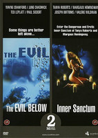 Evil Below / Inner Sanctum (DVD, käytetty)