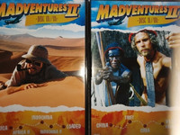 Madventures 2 (DVD, used, 3 disc)