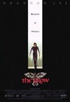 The Crow (DVD, käytetty, ruots. tekstitys)