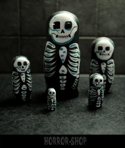 Skeleton matushka