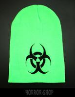 Biohazard pipo, neonvihreä